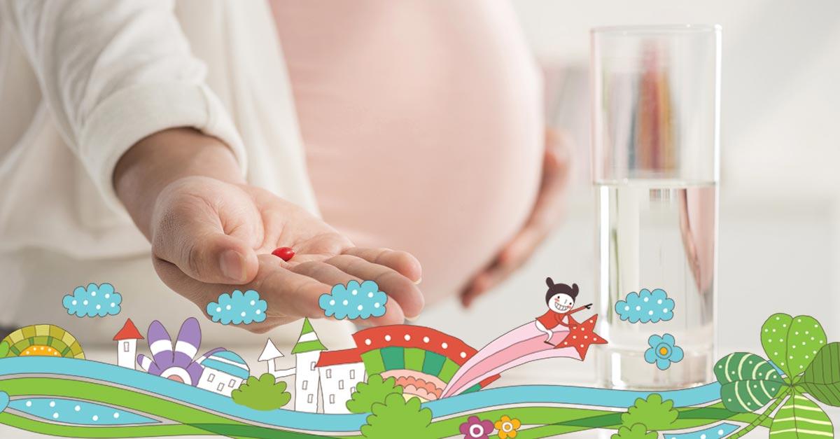Dodaci ishrani u trudnoći