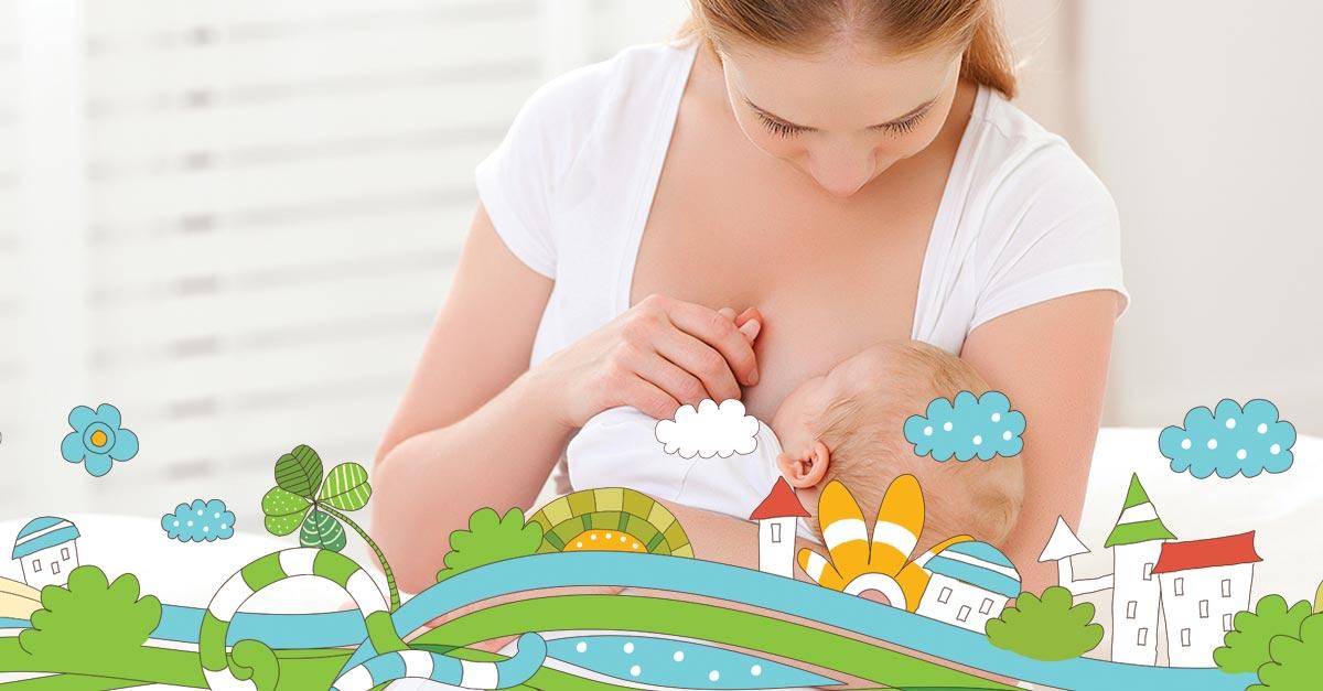 Glavne zdravstvene povoljnosti majčinog mleka