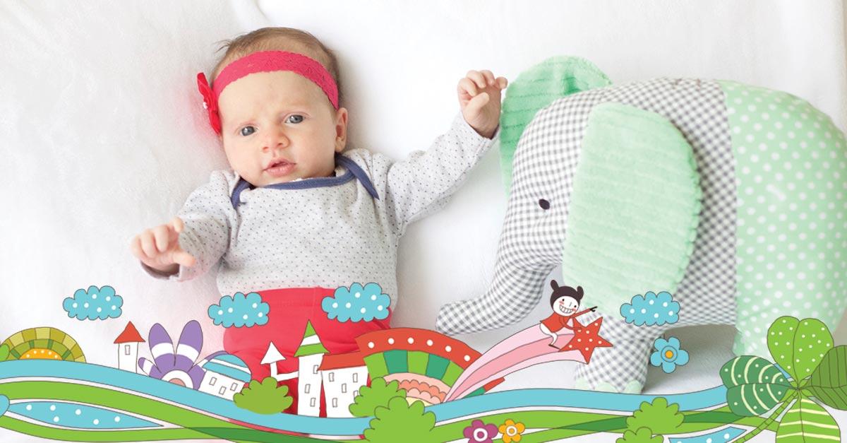 Prvi mesec života bebe