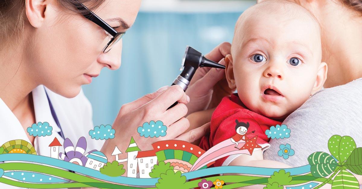 Šta je urođeno oštećenje sluha?