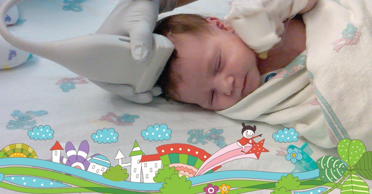 Ultrazvuk mozga (ultrazvuk CNS-a) kod beba