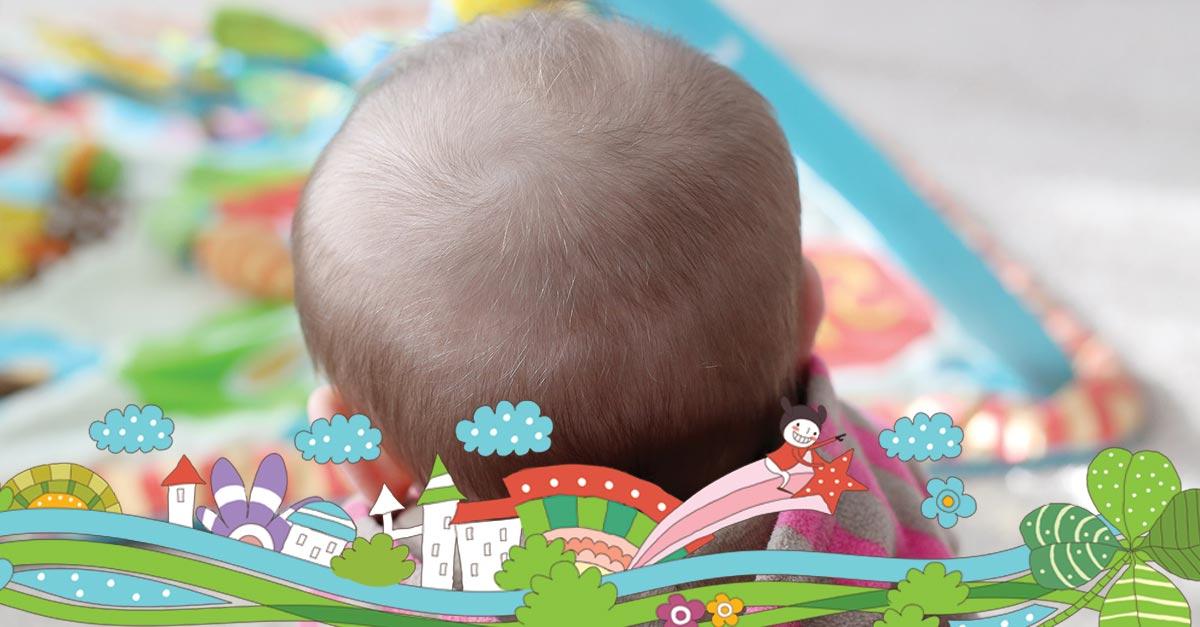 Glava kod bebe