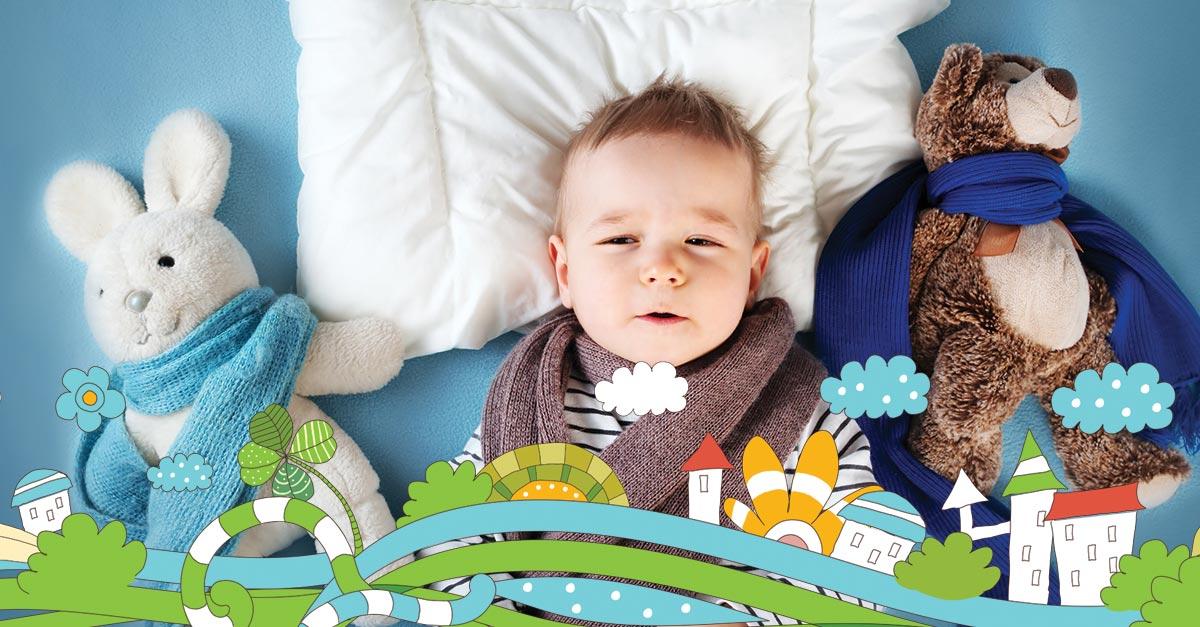 Grip kod novorođenčeta