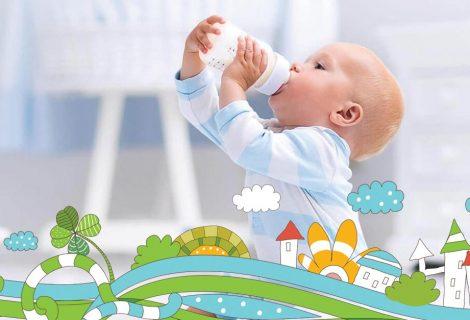 ALERGIJA NA MLEKO – kod beba