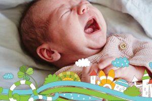 Stomacni grcevi kod beba