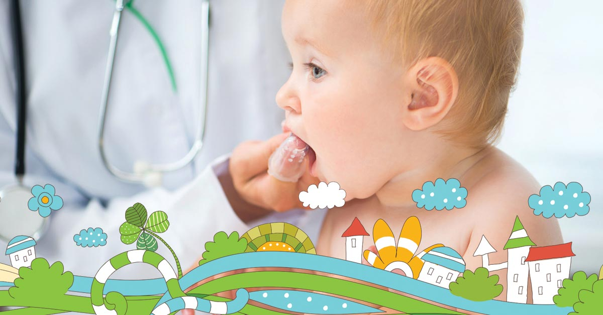Higijena usta beba